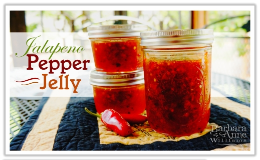 Jalapeno Pepper Jelly | www.bitsofivory.com