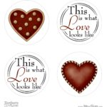 This is what LOVE looks like | Free Printable from www.bitsofivory.com