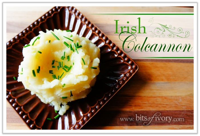 Irish Colcannon Recipe | from www.bitsofivory.com
