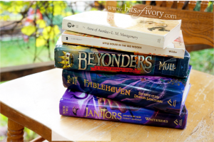 5 Book Series to inspire summer adventures   Janitors   www.bitsofivory.com
