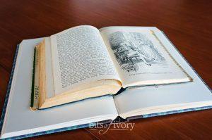 Persuasion book open