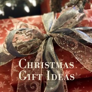 Christmas Gift Idea Roundup